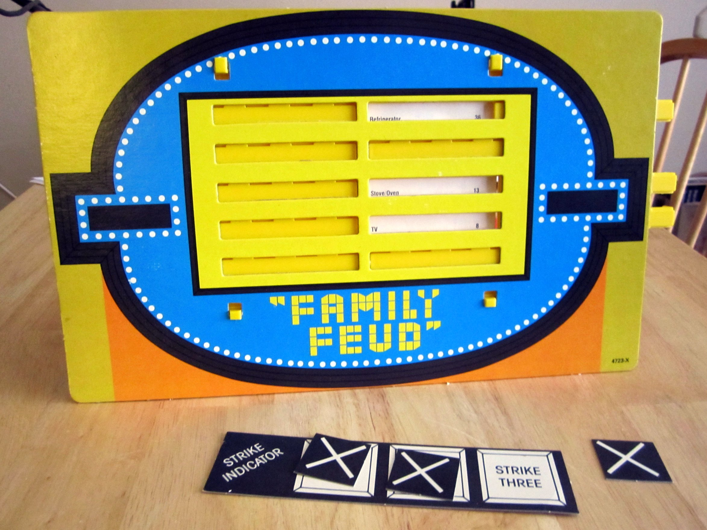 Family Feud Board Game Drinking Game