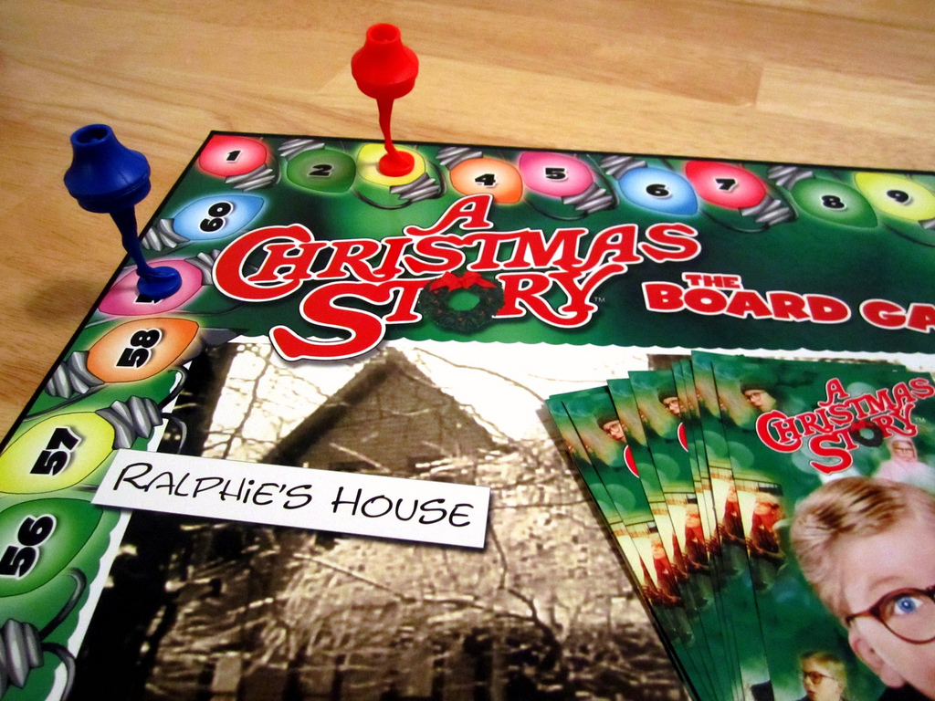 A Christmas Story The Board Game