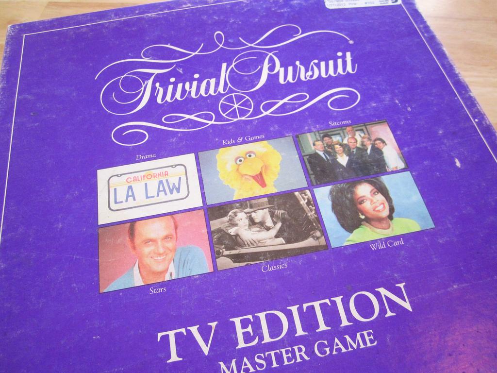 Trivial Pursuit TV Edition