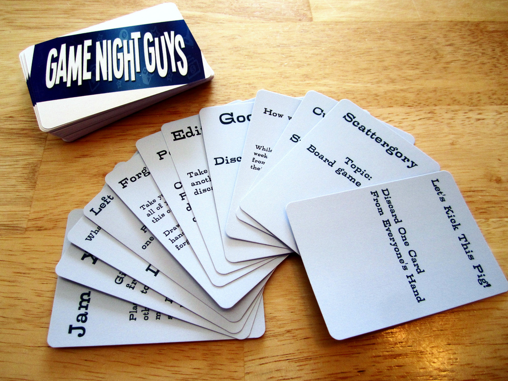 The Game Night Guys Game