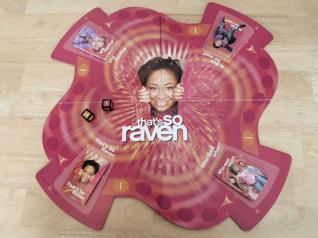 That's So Raven: Star of the Show Game