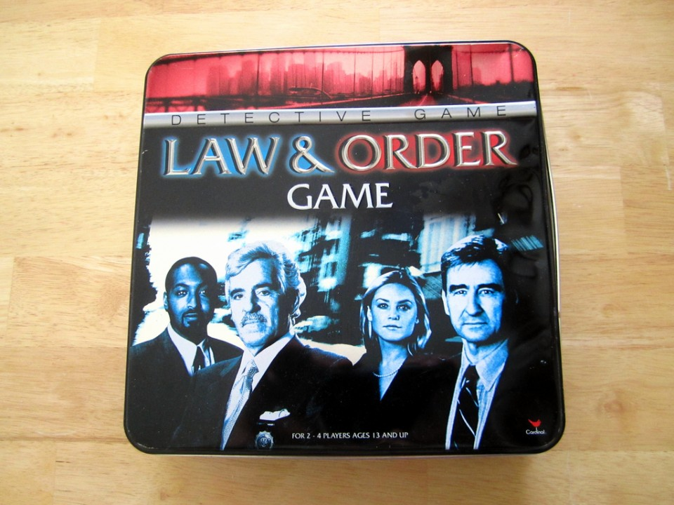 Law & Order Game