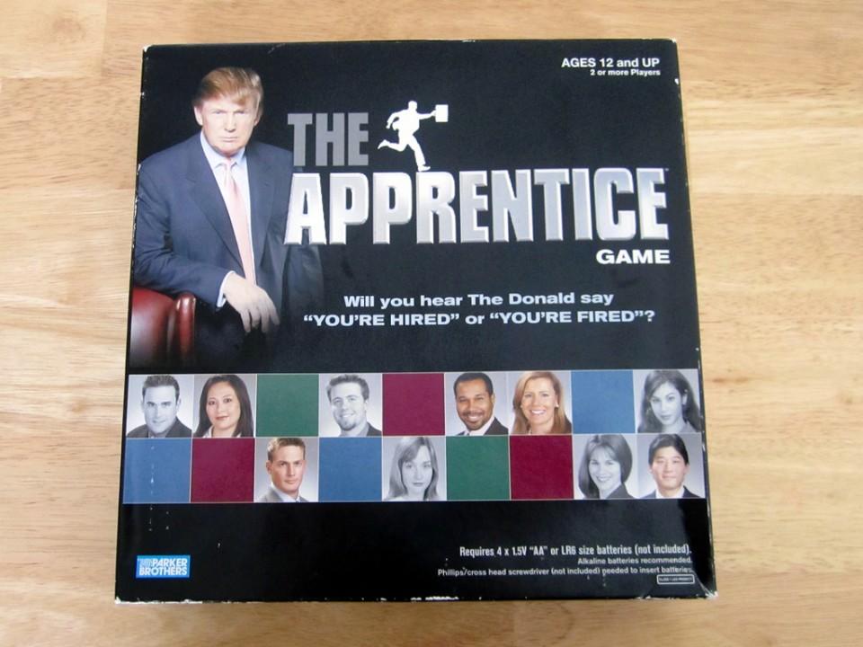The Apprentice Game