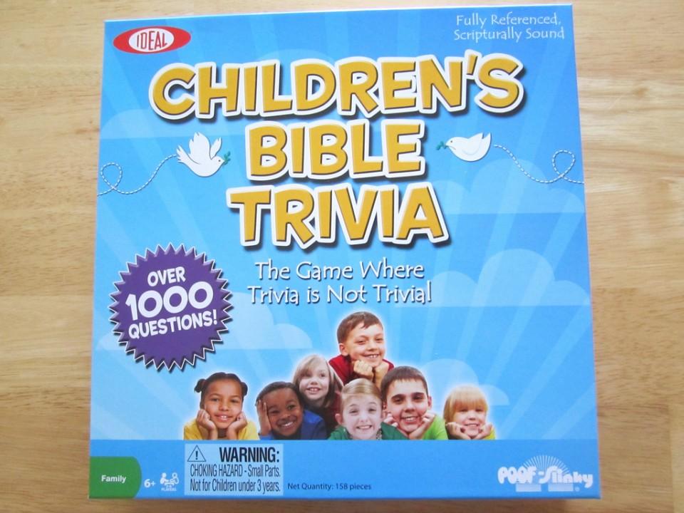 Children's Bible Trivia
