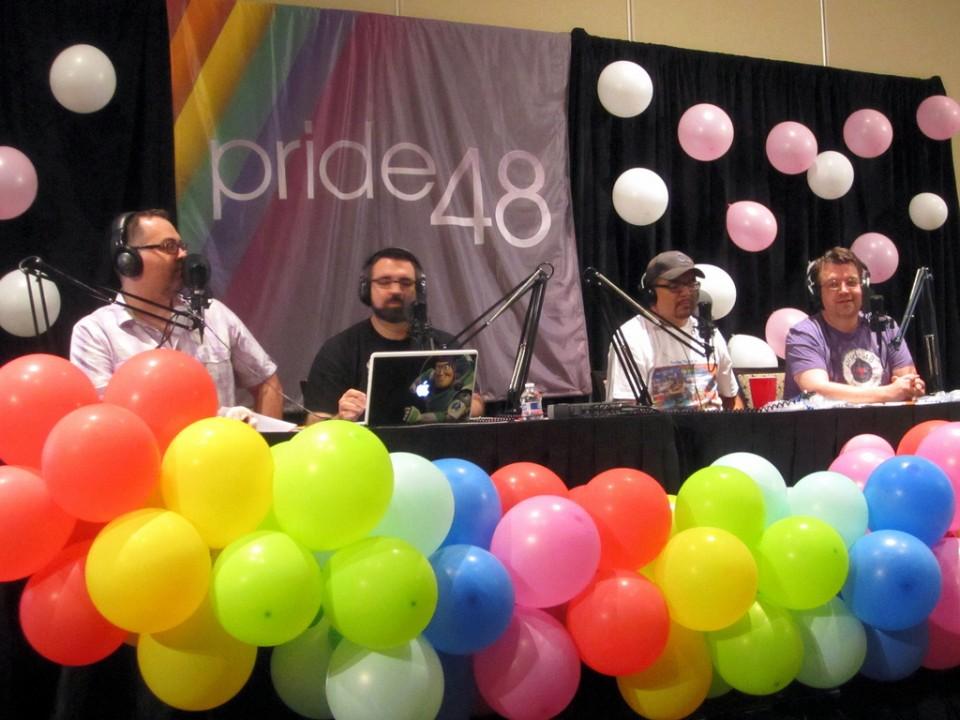 Live at Pride 48