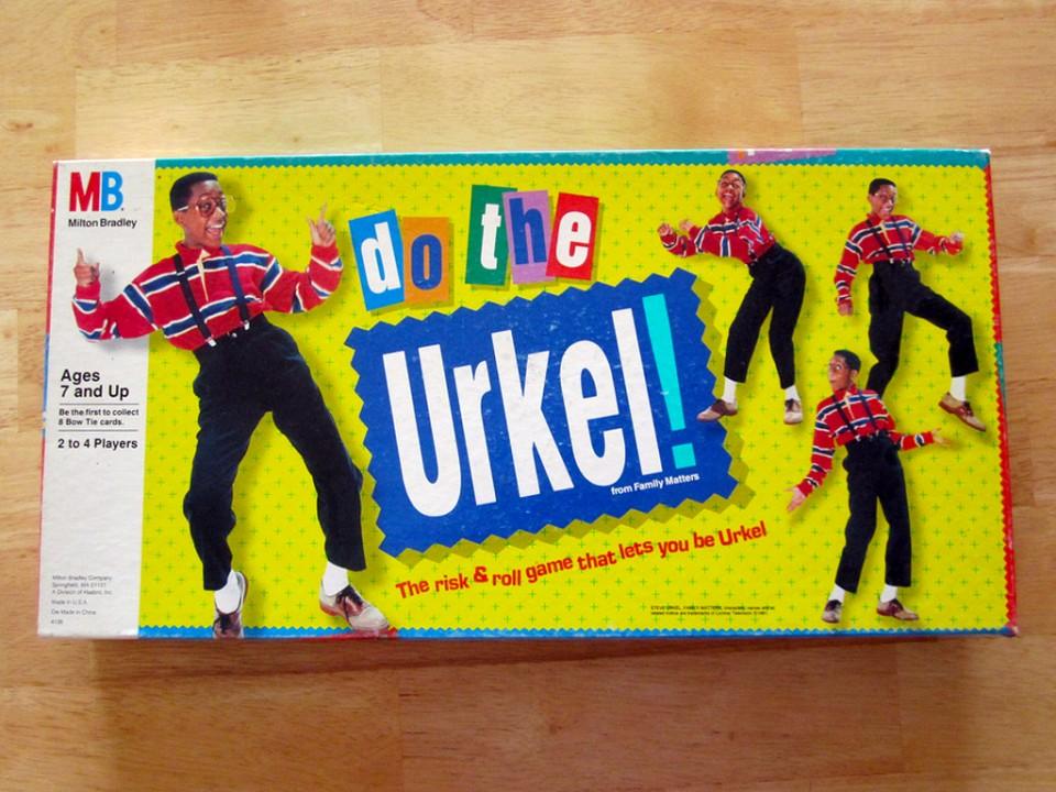 Do The Urkel!