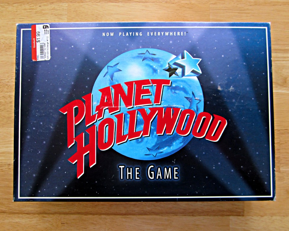 Planet Hollywood the Game