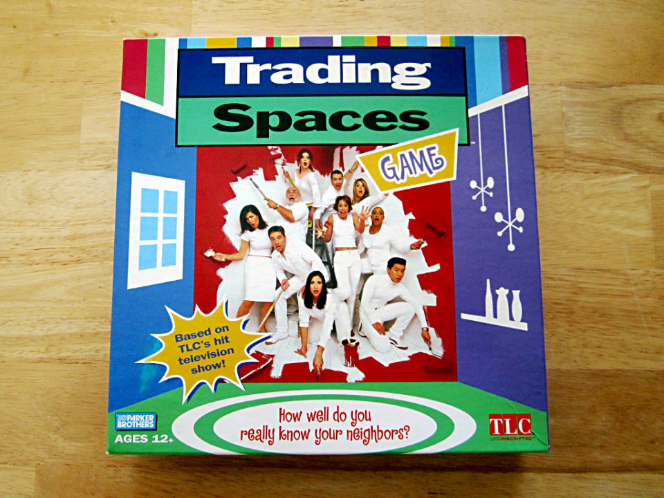 Trading Spaces Game
