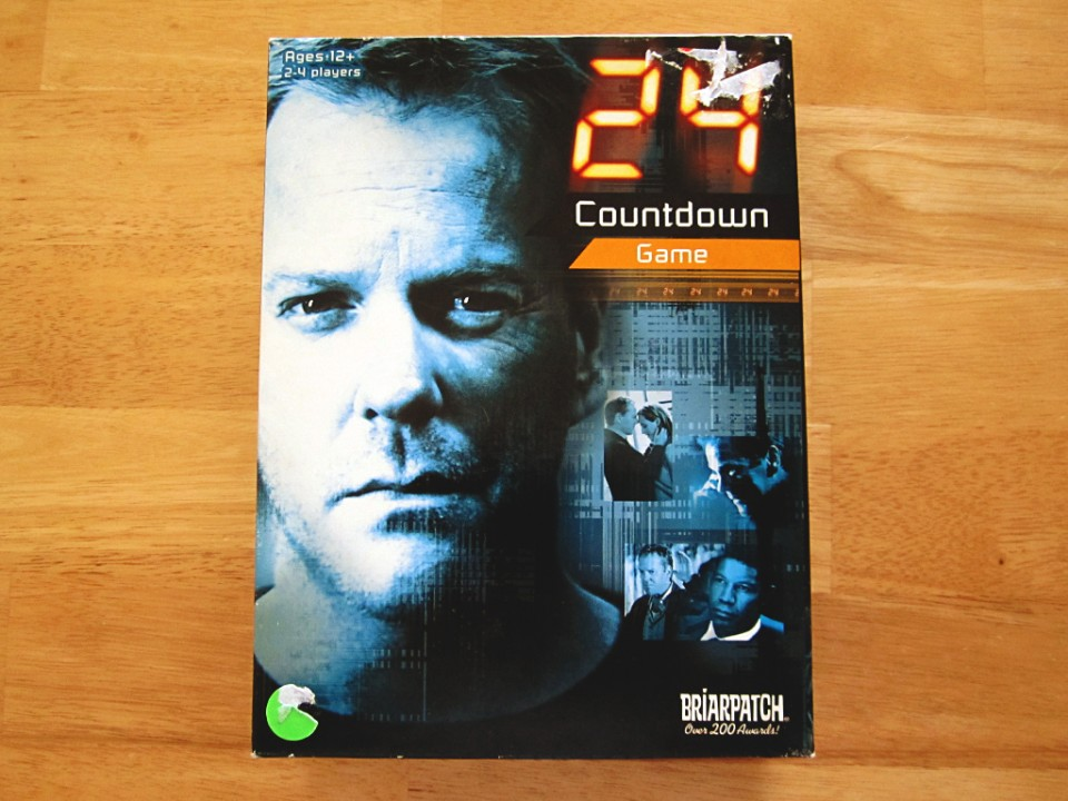 24 Countdown Game