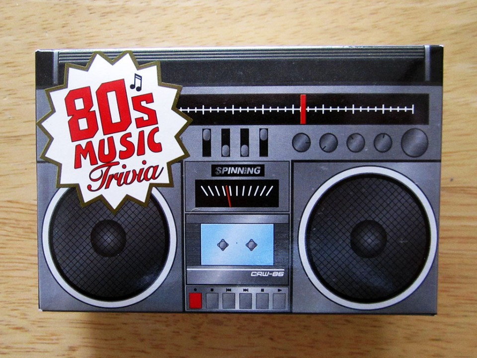 80s Music Trivia