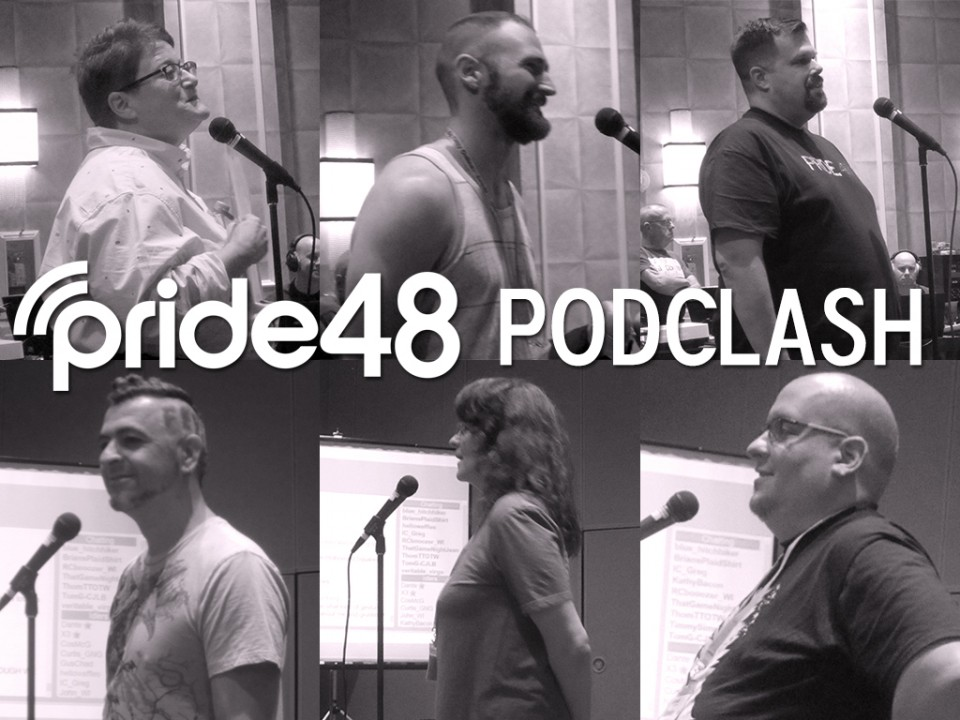 Pride48 PodClash