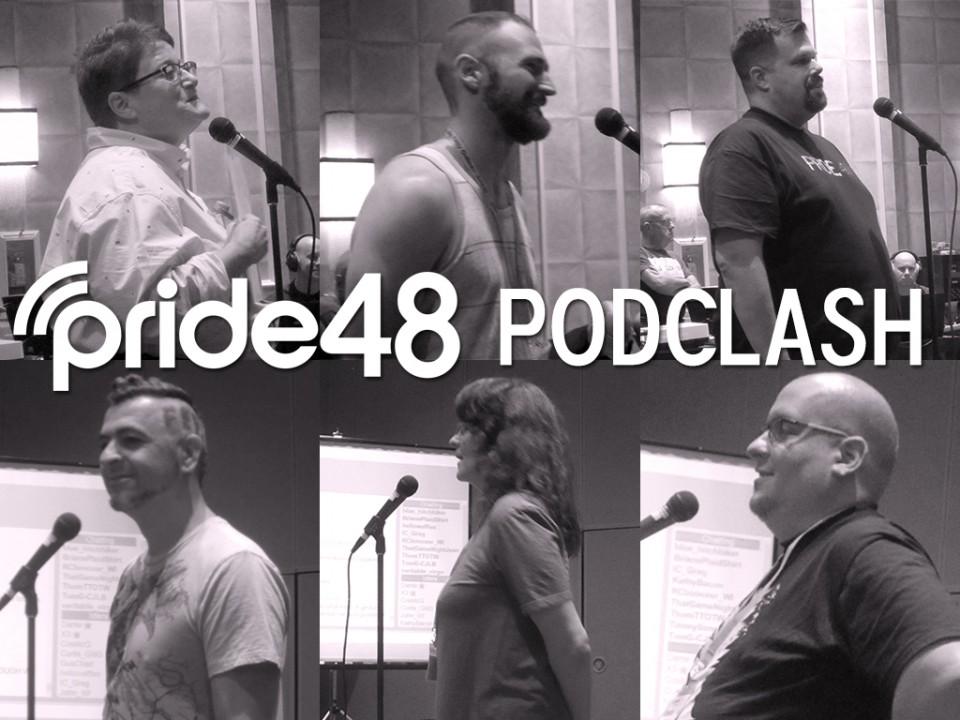 Pride48 PodClash