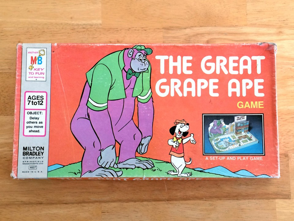 The Great Grape Ape Game