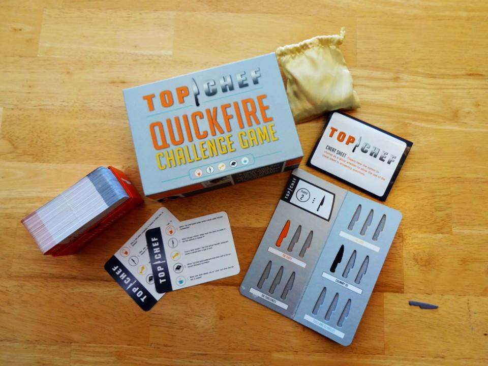 Top Chef Quickfire Challenge Game