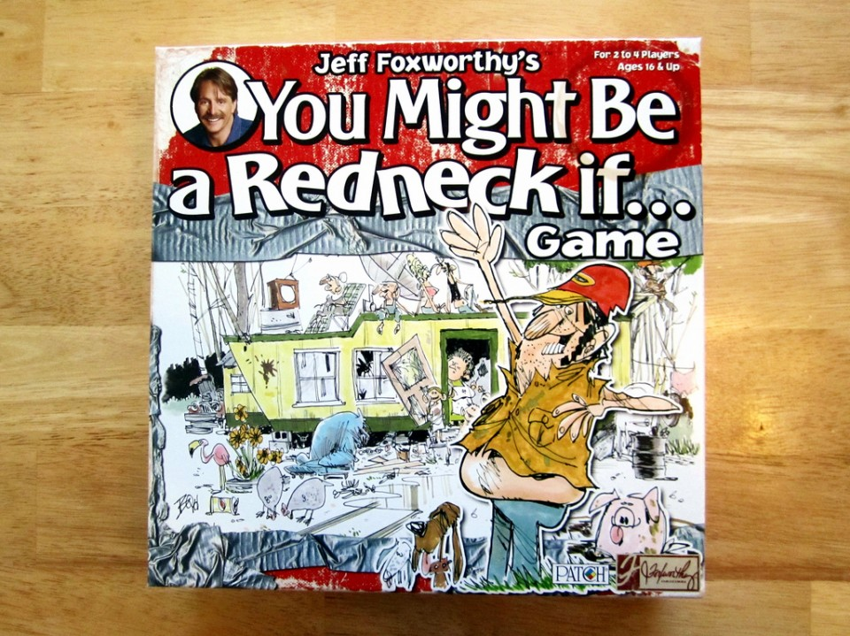 Jeff Foxworthy's You Might Be a Redneck If... Game - Game ...